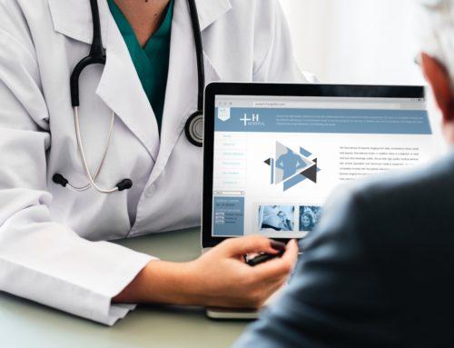 Webseite speziell für Ärzte und Arztpraxis